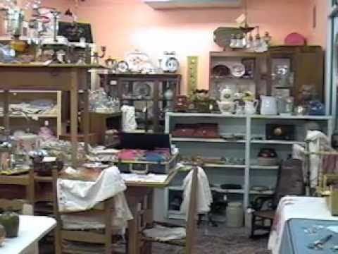 Newcastle Antique Center Virtual Tour, Wilmington NC
