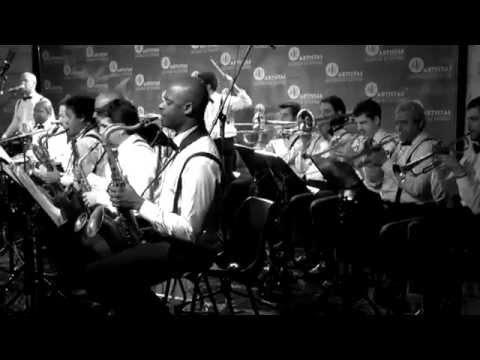 CMQ Big Band OH VIDA 2014