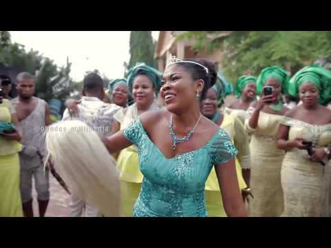 FUU & CHUKS Nigerian TRADITIONAL MARRIAGE Video TRAILER, Anambra State.