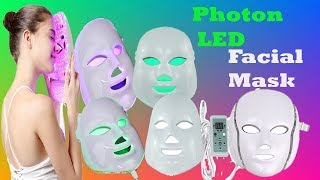 5 Best LED Light Therapy Face Masks  With Price | Best Led Light Therapy Device For Face