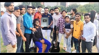 Gambar cover Something Special with Silver Button || Best Performance || Shrawan Kumar || Apna TV Show