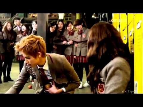 HD Dream High 2 MV   Hello To Myself JB   Kang Sora Cut   YouTube