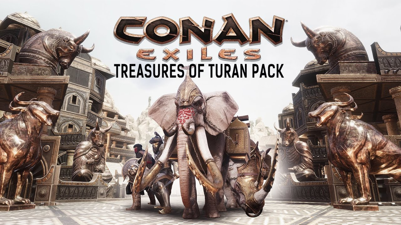 Downloadable Content - Official Conan Exiles Wiki
