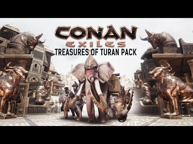 Conan Exiles Gets Treasures of Turan DLC and New Season Pass | Conan