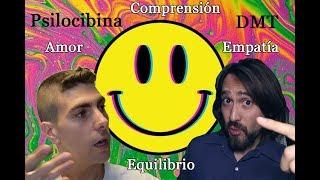 Mariano Acosta y Enrique  Charla con consciencia