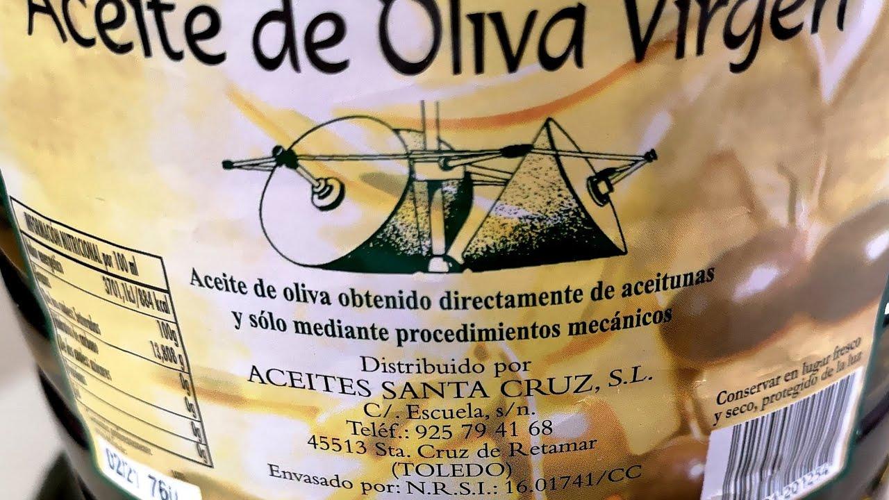🍀🤞GANAD@R SORTEO DE ACEITE DE OLIVA VIRGEN SANTA CRUZ. //BEATRIZ COCINA.