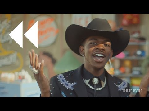 Lil Nas X - Old Town Road (Official Movie) ft. Billy Ray Cyrus (Reversed)