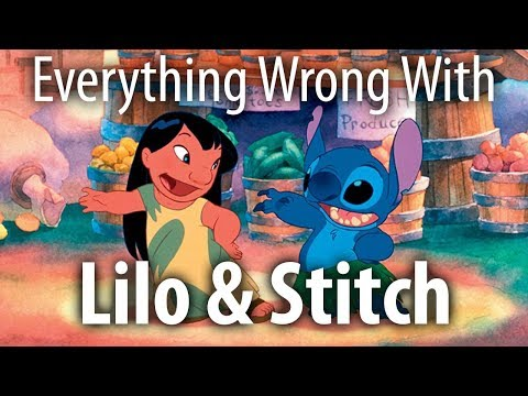 Everything Wrong With Lilo & Stitch In 18 Minutes Or Less