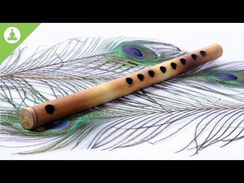 Indian Flute Meditation Music, Yoga Music, Positive Vibes, Peace Of Mind