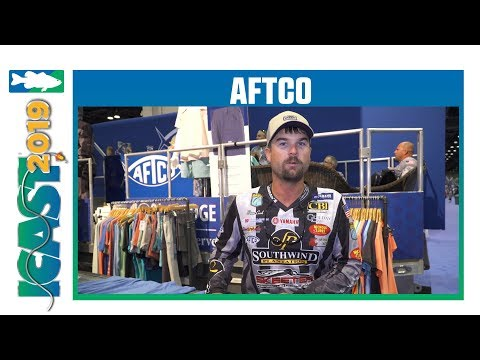 New Aftco Overboard Submersible Shorts  With Drew Cook | ICast 2019