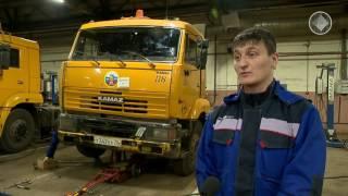 Конкурс профмастерства слесарей по ремонту автомобилей