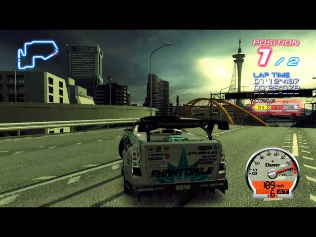 Ridge Racer 6 (Hijack vs. Bass Crusier)