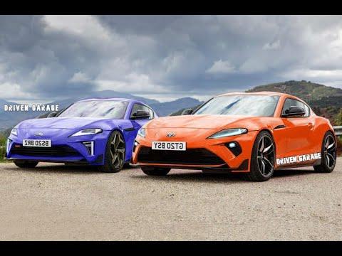 2021 Toyota BSY & Subaru BRZ: Review - YouTube