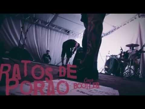 RATOS DE PORÃO - Cows Bootleg 2015