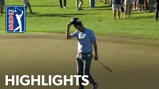 Monday Highlights | Round 4 | Mayakoba Golf Classic 2019