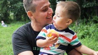ЧЕМ Я КОРМЛЮ ДЕТЕЙ? Детские болезни, насморк, сыроедение
