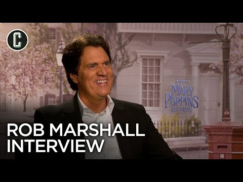 Rob Marshall Interview Mary Poppins Returns