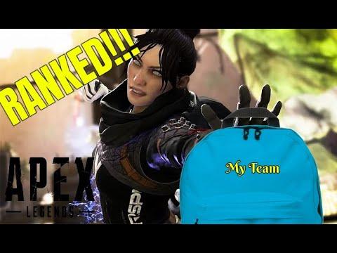 Apex Legends Ranked is a Blast!!! Apex Legends Season 2 Funny Moments