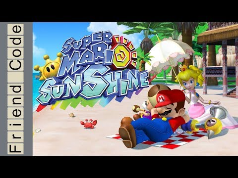Friend Code - Super Mario Sunshine Easy Livin' Impressions