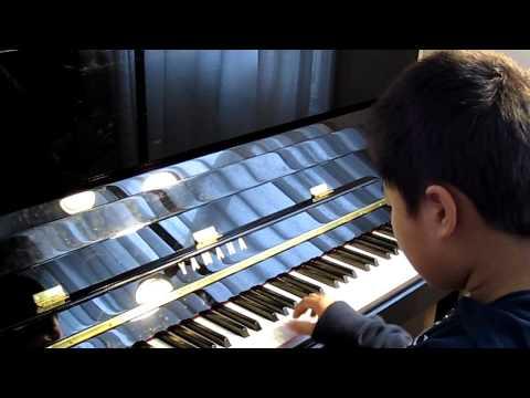 Big rock candy mountain piano