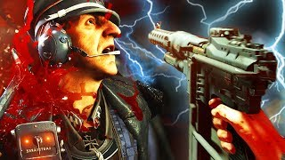 DESTROYING A CYBORG WW2 NAZI ARMY! (EXCLUSIVE WOLFENSTEIN 2 GAMEPLAY)