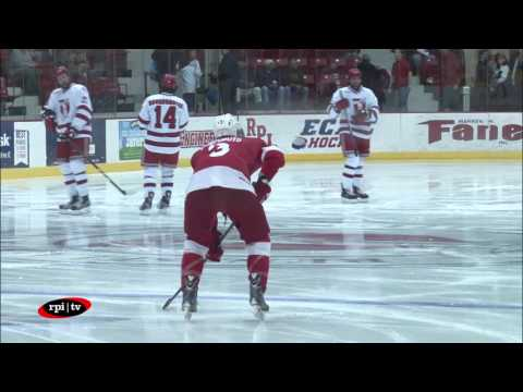RPI Men's Hockey vs. McGill University