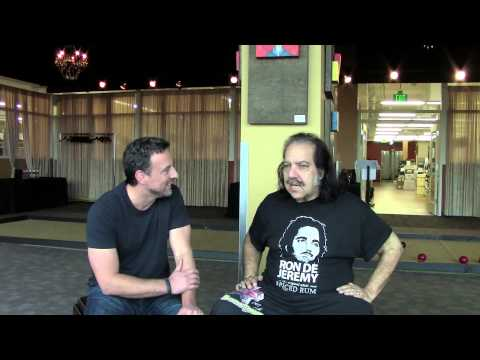 2 Minutes With Ron Jeremy at Seattle's Wine World & Spirits
