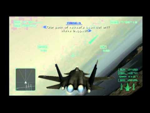 Ace Combat 4: Final Mission 18 - Megalith - ( PS2/720p )