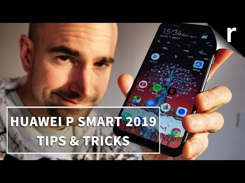 Huawei P Smart 2019 Tips & Tricks | Best Features!