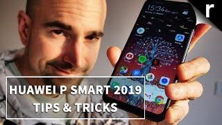 Huawei P Smart 2019 Tips & Tricks | Best Features!