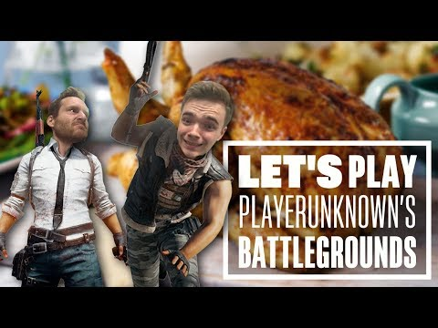 Let's Play PUBG with Chris and Ian: LIKE FATHER, LIKE SON?