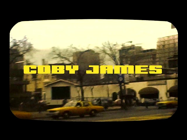 Coby James - Pressure (Official Lyric Video)