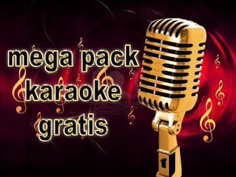 Descargar Pack de + 5000 KARAOKES en MP4 (GRATIS)  2021 ROCK, POP, CROSSOVER, DESPECHO, SALSA  Y MAS