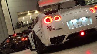 東京オートサロン2018リバティウォークほぼ全車両搬出動画 東京オートサロン2018 検索動画 3