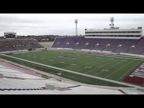 South Alabama Football Stadium