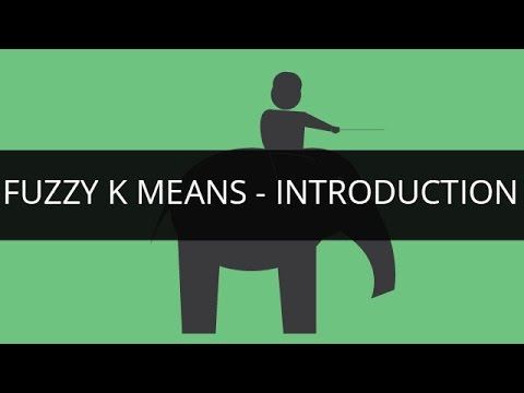 Fuzzy K-Means Clustering in Mahout