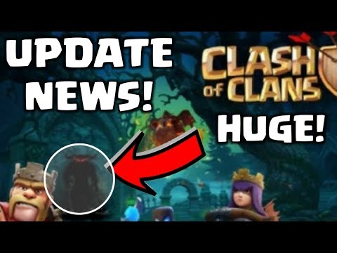 MAY 2018 UPDATE NEWS IN CLASH OF CLANS?