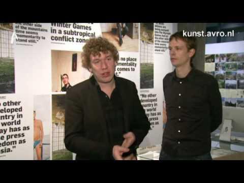 Interview: Rob Hornstra en Arnold van Bruggen