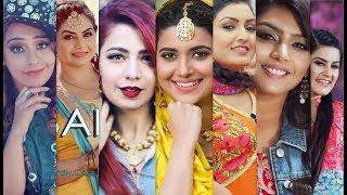 Top 10 Beautiful  Female Punjabi Singer