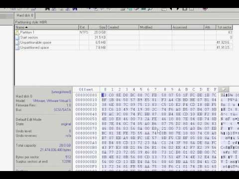 Video 15 - Physical or Logical Disk Initialisation Using WinHex