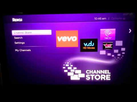 Roku 3 Streaming Media Player Unboxing Review Setup and Function