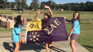 CBU SAE RUSH VIDEO 2015