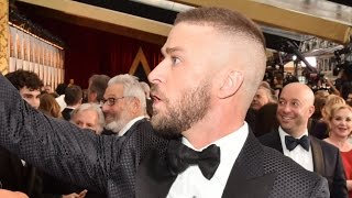 Justin Timberlake Oscars Opening Performance Can't Stop That Feeling