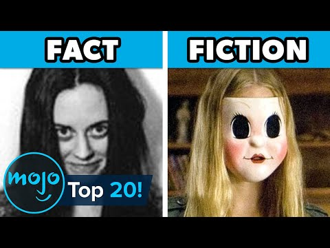 Top 20 Horror Movies Inspired by True Events