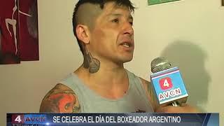 Rolo Rocky Peña se Celebra El Dia Del Boxeador Argentino 11