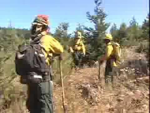 California Air National Guard Firefighting Training - YouTube