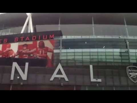 Arsenal FC | The Emirates Stadium Tour