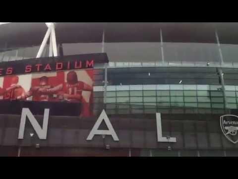 Arsenal FC | The Emirates Stadium Tour