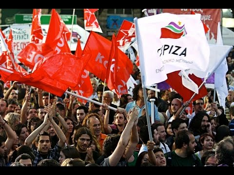 Syriza & What Happens When the Young Revolt Against Corrupt Elites (w/ Paul Mason)