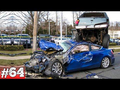 Download STUPID DRIVERS &  ROAD RAGE, Bad drivers, Instant karma, Car crash compilation   Episodes #64